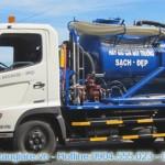 Công ty rút hầm cầu Thanh Tùng TP HCM