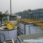 Hệ thống xử lý nước thải công nghiệp ở Vidamco