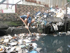 Những hình ảnh ô nhiễm môi trường