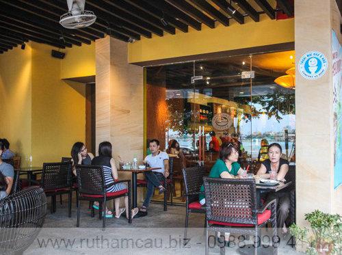 Nhà vệ sinh công cộng miễn phí ở Đà Nẵng đẹp