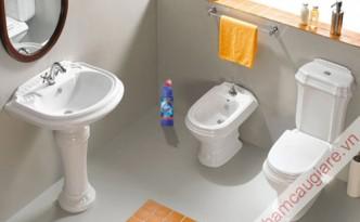 Khử mùi hôi nhà vệ sinh hiệu quả bằng mẹo