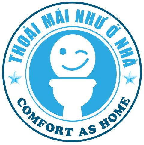 Logo nhà vệ sinh công cộng miễn phí ở Đà Nẵng