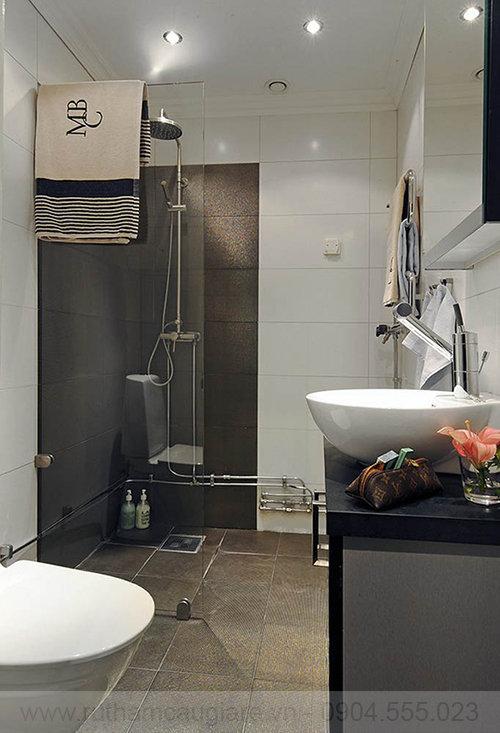 Mẫu nhà tắm đẹp với diện tích nhỏ 06