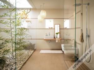 Mẫu nhà vệ sinh đẹp