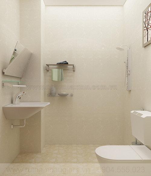 Mẫu phòng tắm đẹp đơn giản 03