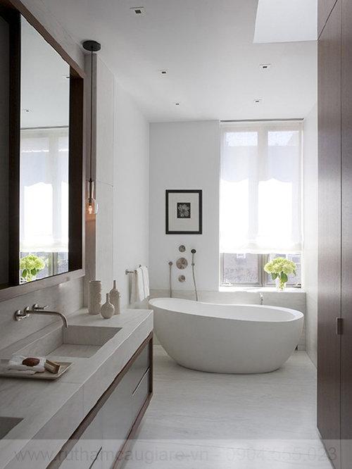 Mẫu phòng tắm đẹp đơn giản 06