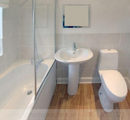 Mẫu phòng tắm đẹp đơn giản 07