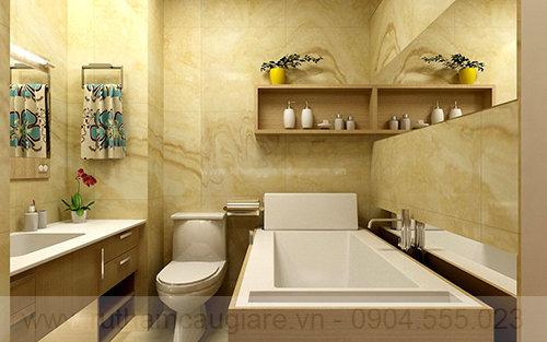 Mấu thiết kế nhà tắm đẹp hiện đại 03