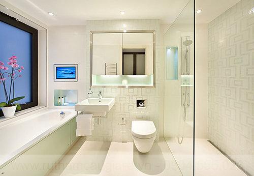Mấu thiết kế nhà tắm đẹp hiện đại 04
