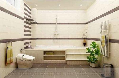 Mấu thiết kế nhà tắm đẹp hiện đại 05