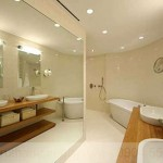 Các mẫu nhà tắm đẹp đơn giản nhất hiện nay