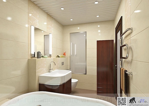 Mấu thiết kế nhà tắm đẹp hiện đại 09