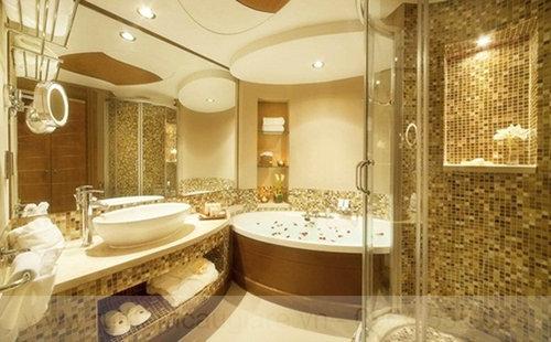 Mấu thiết kế nhà tắm đẹp hiện đại 10
