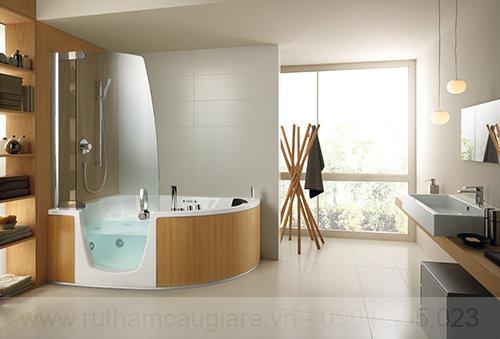 Mấu thiết kế nhà tắm đẹp hiện đại 11