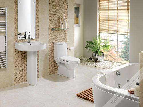 Mẫu thiết kế nhà vệ sinh đẹp hiện đại 02