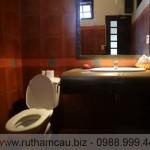 Hệ thống nhà vệ sinh công cộng 5 sao ở Đà Nẵng