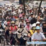 Vấn đề ô nhiễm môi trường do khí thải sinh hoạt