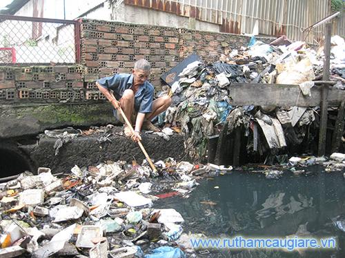 Vấn đề ô nhiễm môi trường hiện nay ở Việt Nam